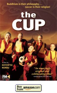 The Cup DVD