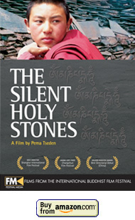 [buy Festival Media's The Silent Holy Stones DVD at Amazon.com]